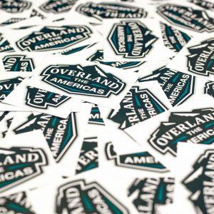 OTA Logo Sticker