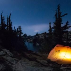 Robin Lakes, Alpine Wildernes, WA