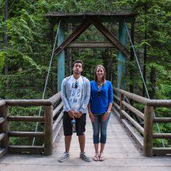 Capilano River Regional Park, Vancouver BC