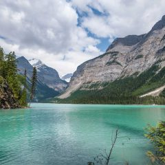 Kinney Lake, Robson Provincial Park, BC