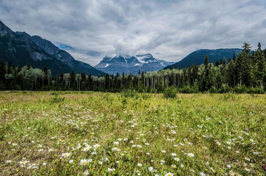 Vancouver, Kamloops, Mt. Robson, BC