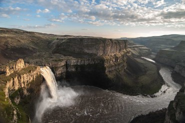 Palouse Falls, Umatilla National Forest, WA