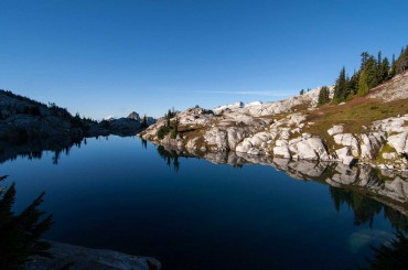 Alpine Lakes Wilderness, Wenatchee National Forest, WA
