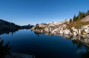 Alpine Lakes Wilderness, Wenatchee National Forest, WA