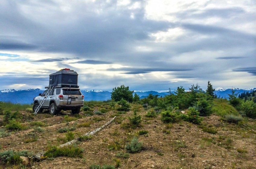 Washington Backcountry Discovery Route