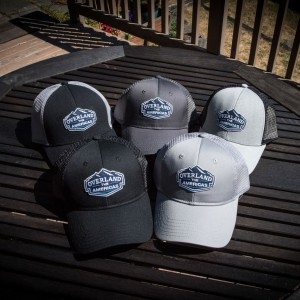 OTA Trucker Style Hats – Back Mesh