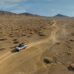 Driving The Guajira Desert – Colombia, South America