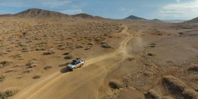Driving The Guajira Desert – Colombia, South America