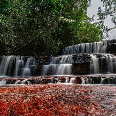 Salto Jaspe, Gran Sabana, Canaima National Park