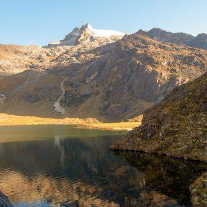 Laguna La Verde and Humboldt Peak, Sierra Nevada National Park – Buy Code VEN0003