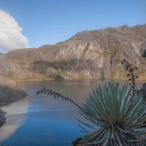 Laguna La Verde, Sierra Nevada National Park – Buy Code VEN0011