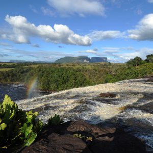 Waterfalls in Canaima National Park – Buy Code VEN0019