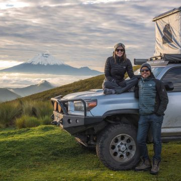 Top Routes & Highlights of a Four Year Journey Across The Americas – Overland Expo Virtual Session Fall 2020