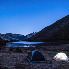 Camping in the Sierra Nevada National Park – Buy Code VEN0017