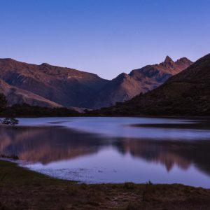 Sunrise over Laguna Negra, Sierra Nevada National Park – Buy Code VEN0008