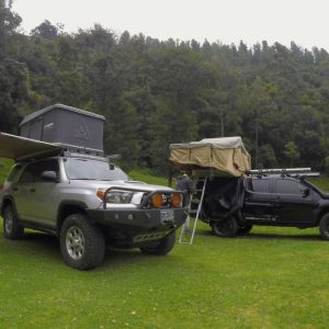 Setting Up Our Tent In 5 Seconds – Costa Rica, Central America