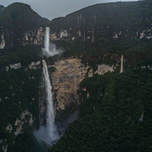 Gocta Falls, Amazonas – Peru, South America