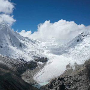Nevados Caraz, Artesonraju, Piramide De Garcilaso – Peru, South America