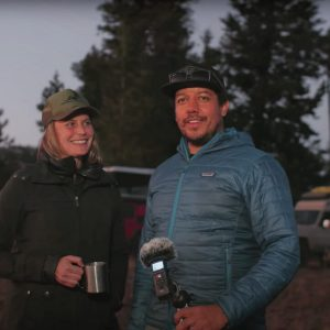 How to Find Dispersed Campsites / Leave No Trace – Campfire Conversation w Edward Shin & Two Dusty Travelers